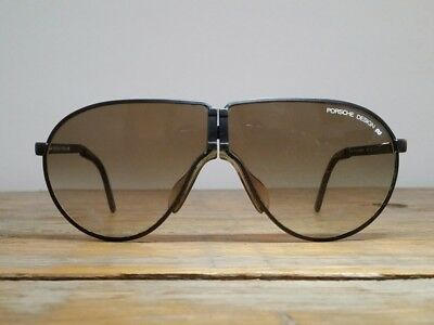 "vintage used PORSCHE DESIGN 5622 - ""SCARFACE""  very rare sunglasses Origin. 80's"