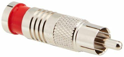Platinum Tools 28060J RCA RG59 Compression Connector, 50 Piece