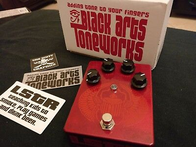 Black Arts Toneworks - LSTR