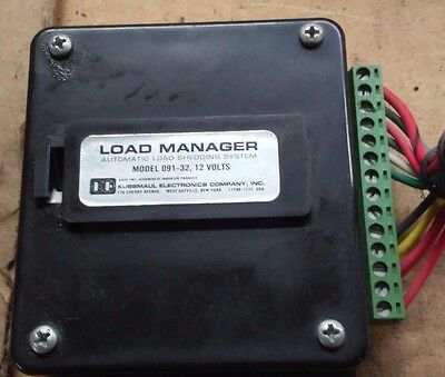Kissmaul Electronic Load Manager 091-32 (5219)