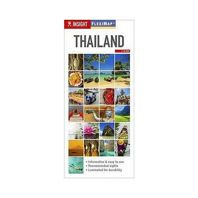 Insight Flexi Map: Thailand by APA Publications Limited