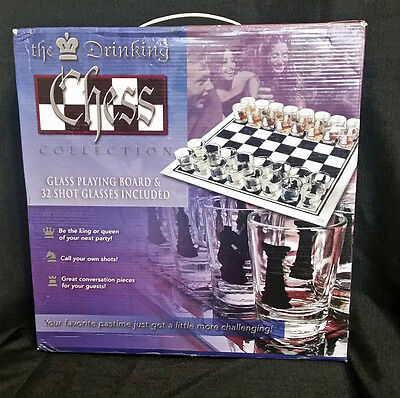 The Drinking Chess Game Collection