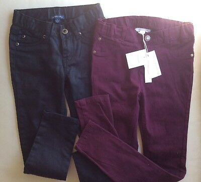 Pumpkin Patch Girls Jeans x 2 Pairs - Sizes 7, 8
