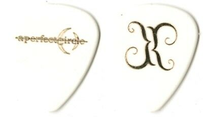A Perfect Circle Troy Van Leeuwen real 2000 tour Guitar Pick Mer de Noms Tool