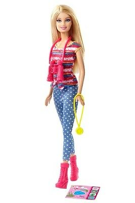 Mattel Barbie Life in the Dreamhouse: The Amaze Chase Camping
