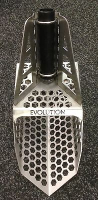 Evolution Pro Scoop Type-R Stainless Steel Beach sand scoop