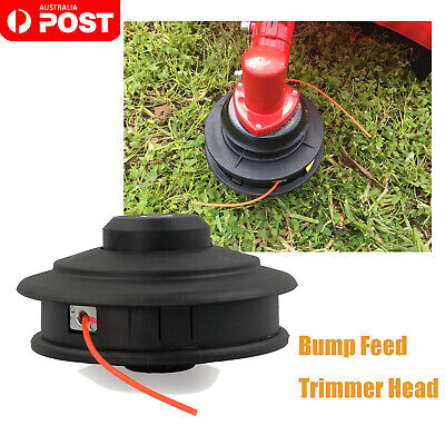 Universal Alloy Line Trimmer Head Whipper Snipper Brushcutter Brush Cutter New