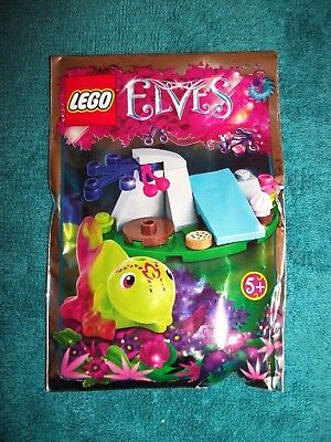 LEGO ELVES: Hidee the Chameleon Polybag Set 241702 BNSIP
