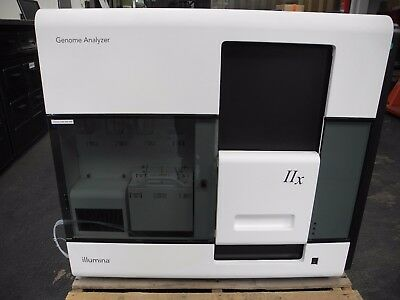 Illumina GA IIx 2x Genetic Analyzer Bj. 2010 mit leichtem Transportschaden