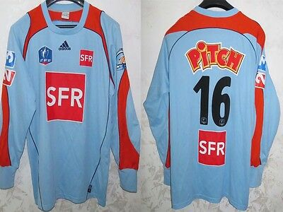 Maglia Jersey Shirt Calcio Football Portiere Gk Coupe France Marseille Psg Nizza