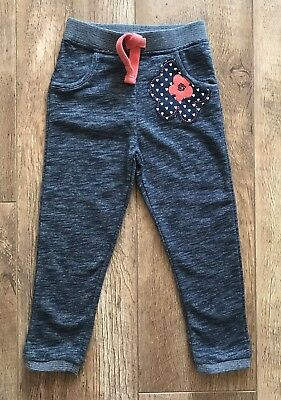Girls Navy Joggers, Aged 2-3 *Brand New Without Tags*