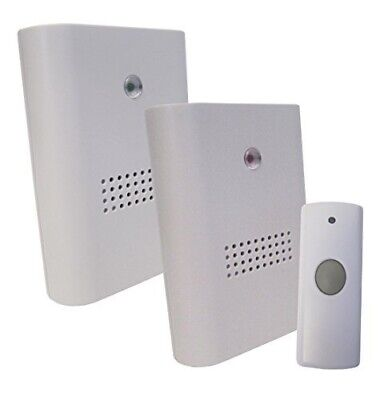 Unicom 62196 Portable and Plug-In Door Chime