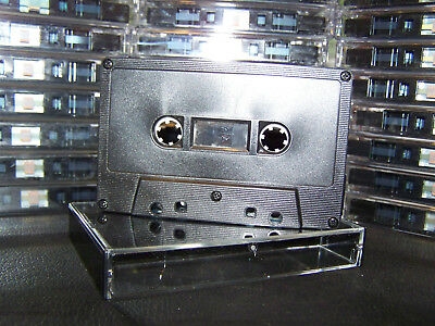 C10 Blank Cassette Tape Professional BASF Chrome New C10 C20 C30 C60 C90 & more