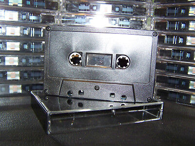 C20 Blank Cassette Tape Professional BASF Chrome New C10 C20 C30 C60 C90 & more