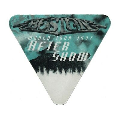 Boston authentic Aftershow 1997 tour Backstage Pass