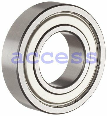 Sr1458Zz  Double Shielded Bearing  ~ 10 Pcs  Factory New Ships From The U.s.a.