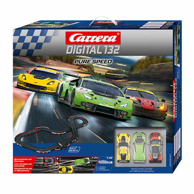 CARRERA Digital 132 'Pure Speed'' - Box Set 30191