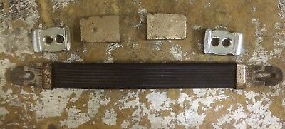 Vintage Seventies Strap Handle As Used On Vox Hiwatt Soundcity Simms Watts Gear