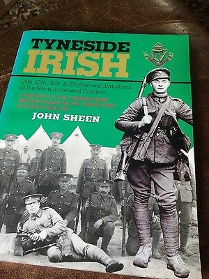 The Tyneside Irish!