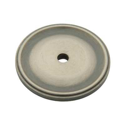 Classic Brass Classic Round Cabinet Backplate 1148AN Antique Nickel