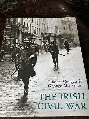 The Irish Civil War! Superb Reference Book!!