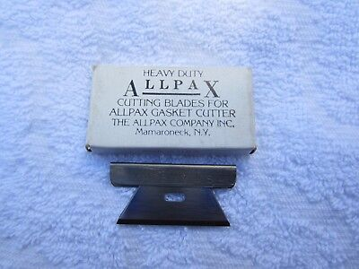 Heavy Duty ALLPAX Cutting Blades For Heavy Duty Gasket Cutter Kits