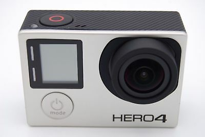 Gopro Hero 4 BLACK Edition 4K Action Sport Camera Camcorder CHDHX-401