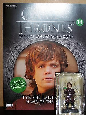Game of Thrones - Eaglemoss - n°14 : Tyrion Lannister (Hand of the King)