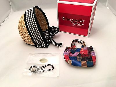 American Girl Beforever Addy's Meet Accessories  NEW in Box