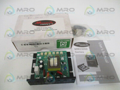 Minarik Mm23001C Dc Motor Speed Controller *new In Box*