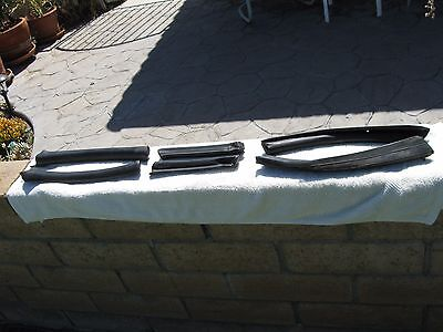 95-99 Mitsubishi Eclipse Spyder Convertible Weatherstrip Rubber Complete (6)