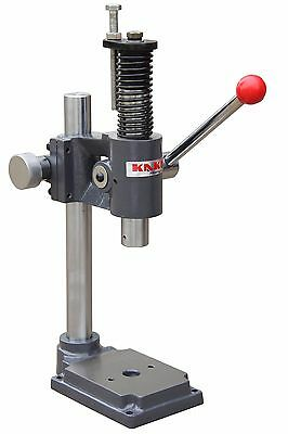 KAKA Industrial AP-2S Arbor Press, 2-Ton Adjust Press Height Jewelry Tools
