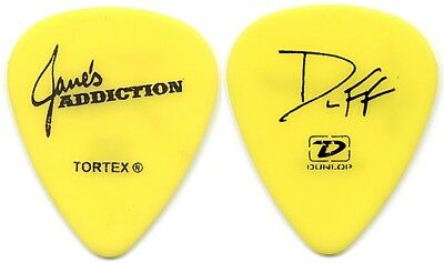 Janes Addiction Duff McKagen authentic 2010 tour band Guitar Pick Guns N Roses