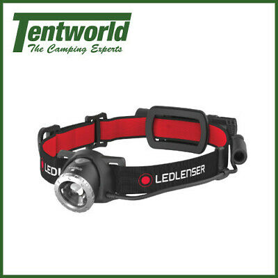Led Lenser H8R Outdoor Camping Headlight Torch