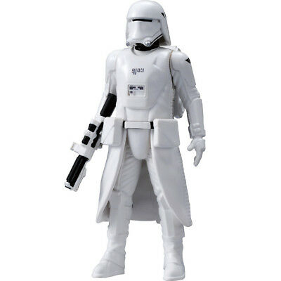 Takara Tomy Disney Star Wars Metakore Metal Figure #14 First Order Snowtrooper
