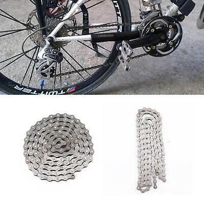 5 / 6 / 7 Speed Gear Bicycle Chain Mountain Bike Road Hybrid Cycle NEW