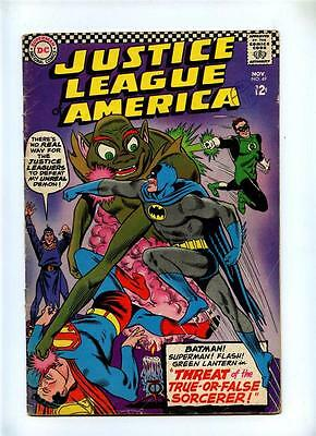 Justice League of America #49 - DC 1966 - VG-