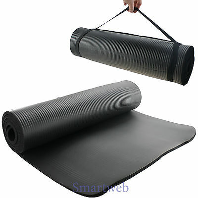 TOP Yogamatte Trainingsmatte YOGA Matte Gymnastikmatte Fitness Turn