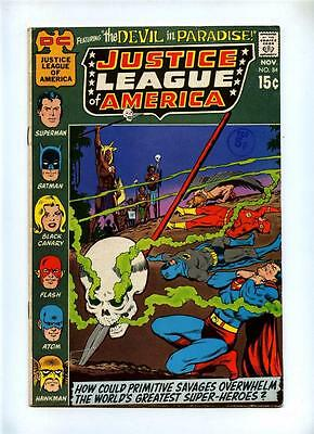 Justice League of America #84 - DC 1970 - FN-