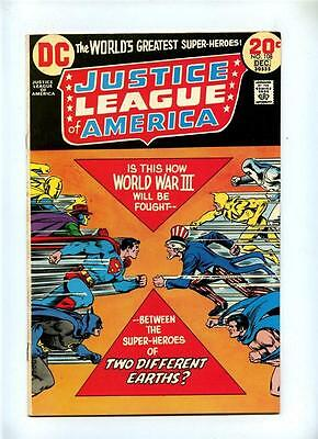 Justice League of America #108 - DC 1973 - FN- G.A. Phantom Lady Doll Man Condor