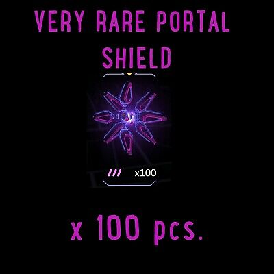 INGRESS Portal Shield Very Rare x 100 pcs.