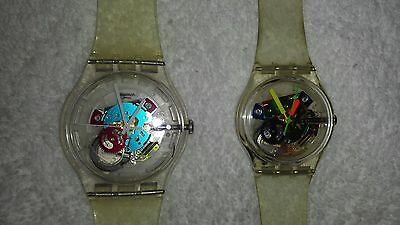 Swatch Watch Ghost His And Hers