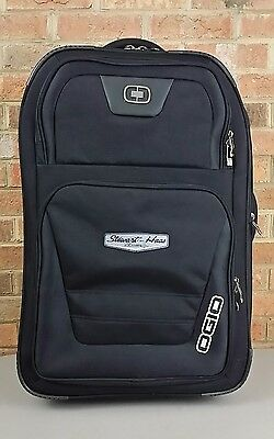 Kevin Harvick Stewart-Haas Racing Team Issued Ogio Roller Duffle Bag Suitcase