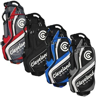 NEW Cleveland Golf 2019 CG Cart Bag 14-way Top Lightweight - Pick the Color!!
