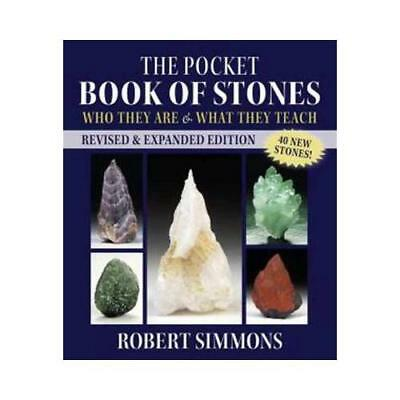 The Pocket Book of Stones: Who They are and What They Teach by Robert Simmons...