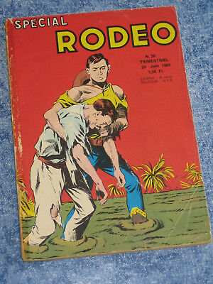 Special Rodeo N° 30   1969