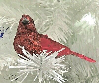 Gisela Graham Animal Dog Bird Clip Hanging Christmas Tree Decorations Gift