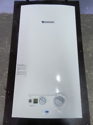 JUNKERS JETATHERMCOMPACT WRD 14-2 G23 S7695 Gas-Durchlauferhitzer Boiler Bj.2012