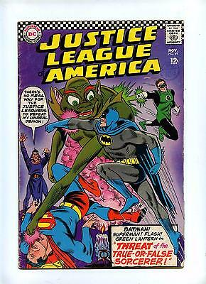 Justice League of America #49 - DC 1966 - VG