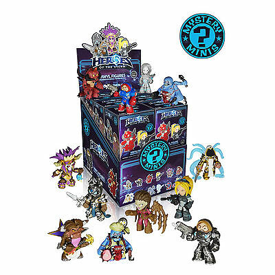 Heroes Of The Storm Blizzard All-Stars Action Figure Funko HOTS Mystery Minis